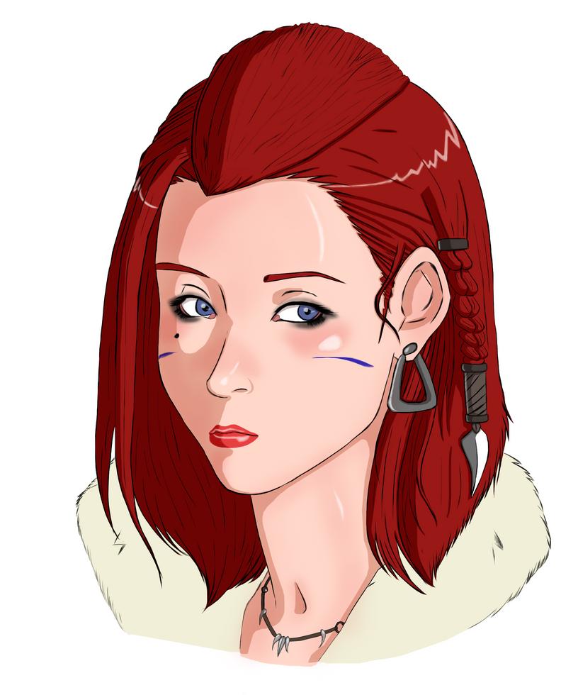 Elsa .. by blacktool33