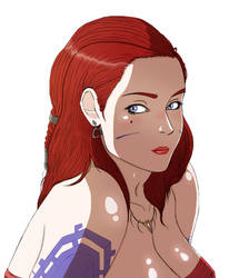 Elsa (Smile) by blacktool33