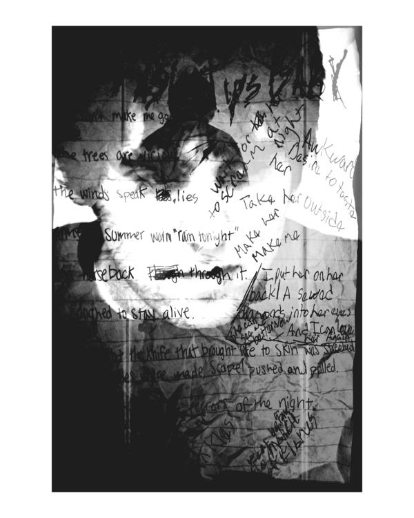 self portrait by Usedracer3