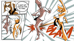 A Spunch Comics series : Limon by Mosqi by spunchcomics