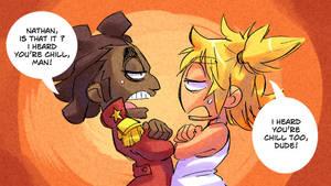 A Spunch Comics one-shot : Debaser Rookies #4 by spunchcomics