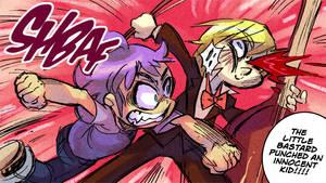 A Spunch Comics one-shot : Debaser Rookies #1 by spunchcomics