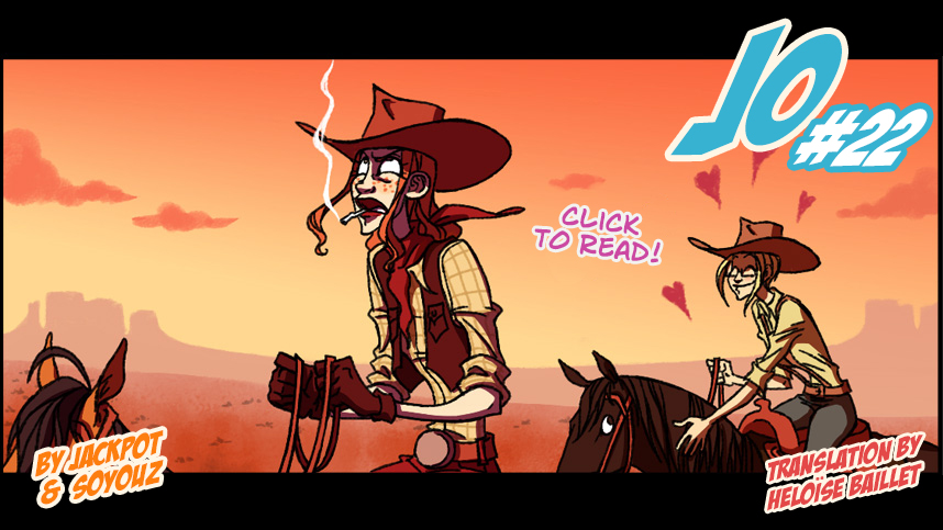 Jo 22 by spunchcomics