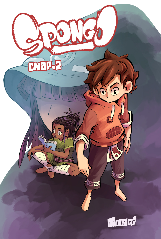 Spongo chapter 2 ! by spunchcomics