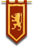 Gryffindor Flag by DoctorBellatrix