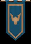 Book Ravenclaw Flag