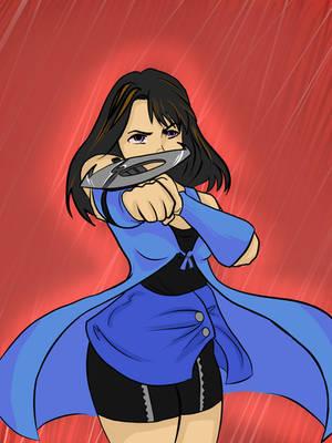 Rinoa Heartilly by FactionFighter