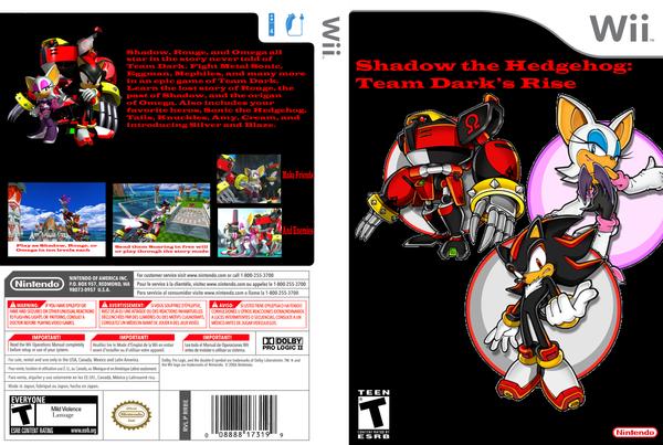 Team Dark Game by Birdhousebirdy
