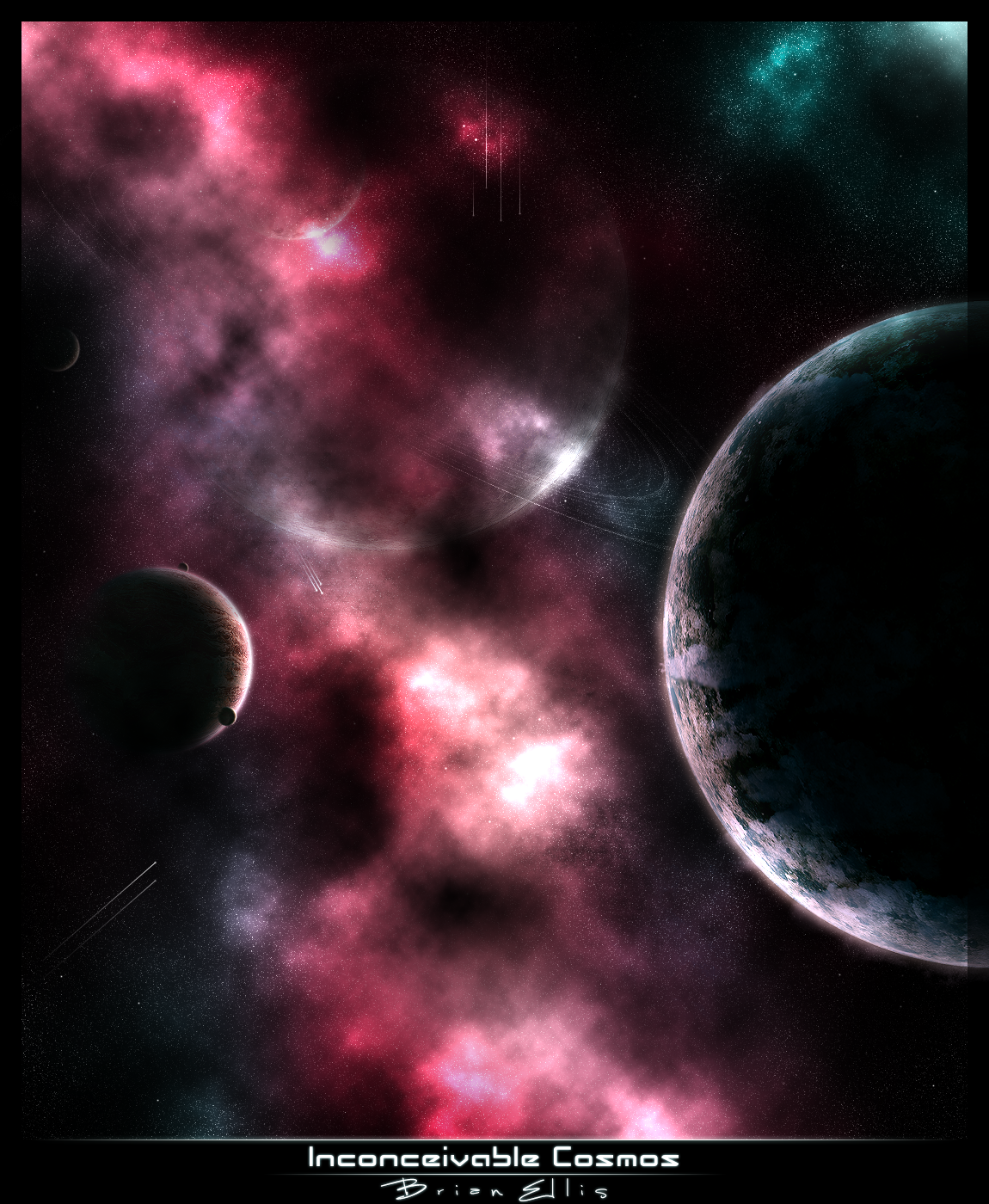 Inconceivable Cosmos by sergeantgiles