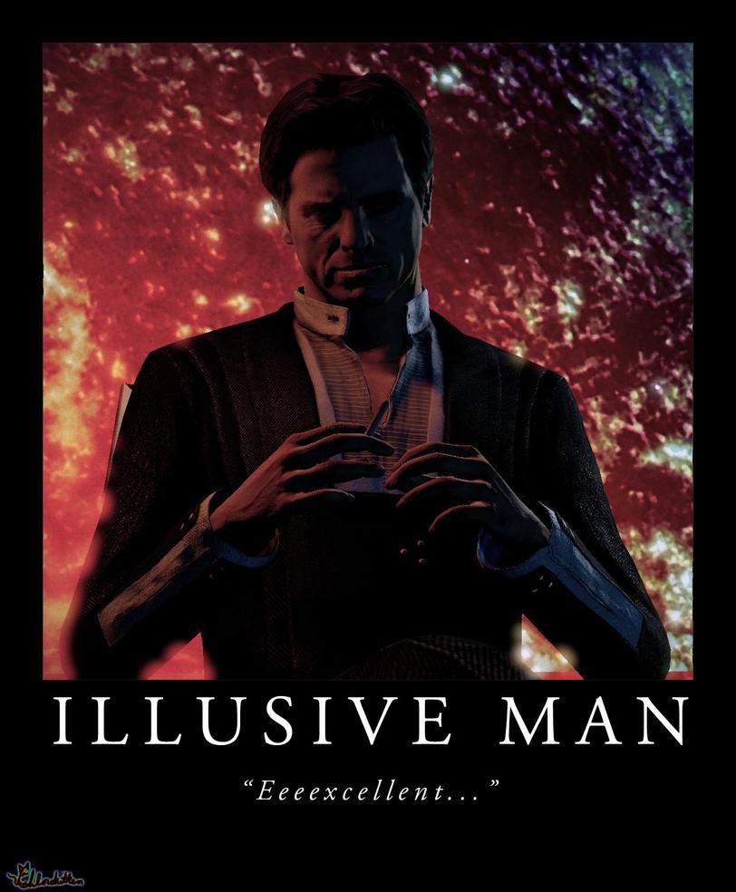the illusive man pro - photo #20