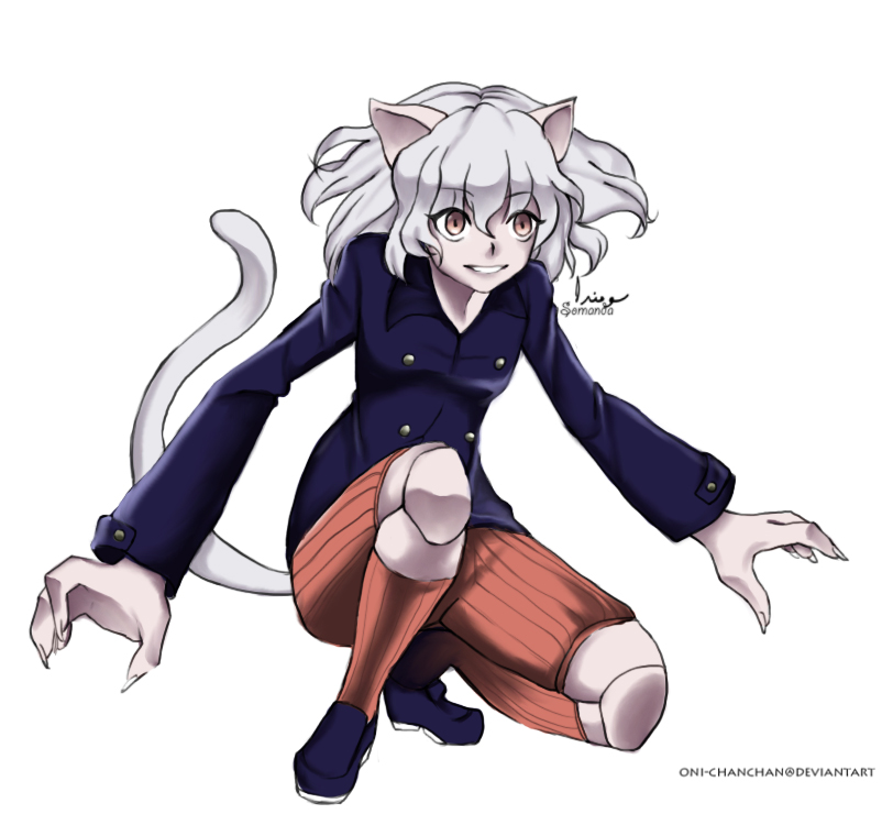 hunter x hunter pitou
