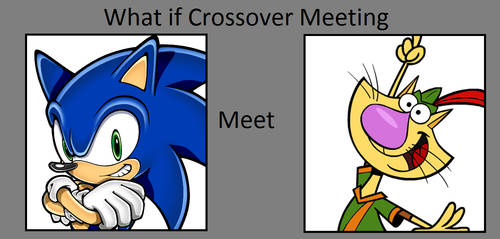 What if Sonic met Nature Cat?