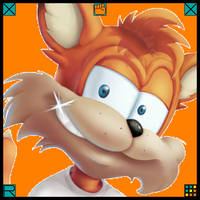 (F2U JUMBO ICON) Bubsy (Double Action (XXR))