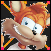 (F2U JUMBO ICON) Bubsy (Maximum)