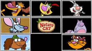 Nature Cat core 7 multistamp