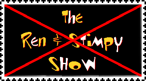 Anti-Ren and Stimpy stamp
