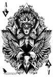 Ace of Diamonds by Nightfrost4