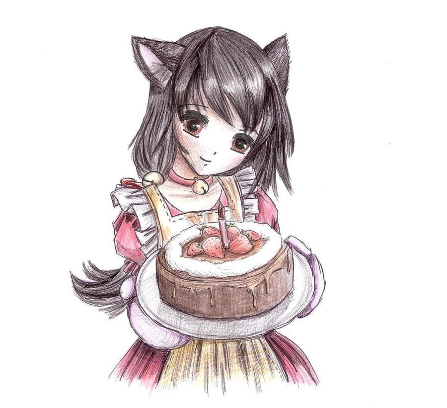 Happy Birthday! By LitaVN On DeviantArt