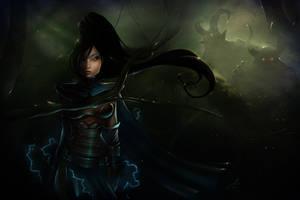 - FOLLOWED BY DEMONS - Diablo III Li Ming by laurasardinha
