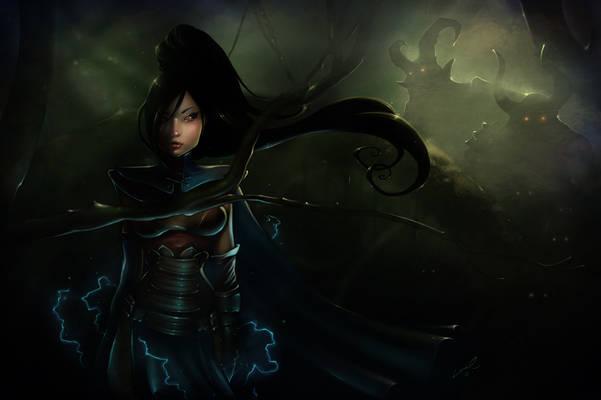 - FOLLOWED BY DEMONS - Diablo III Li Ming