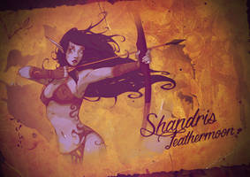 - SHANDRIS FEATHERMOON - WOW BR Collab