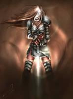 ATALANTA. the warrior by laurasardinha