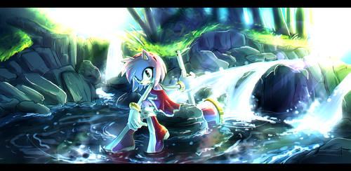 Waterfalls by eliacube