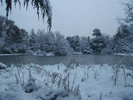 Roehampton London - Snowy Day