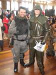 Slade and Arrow