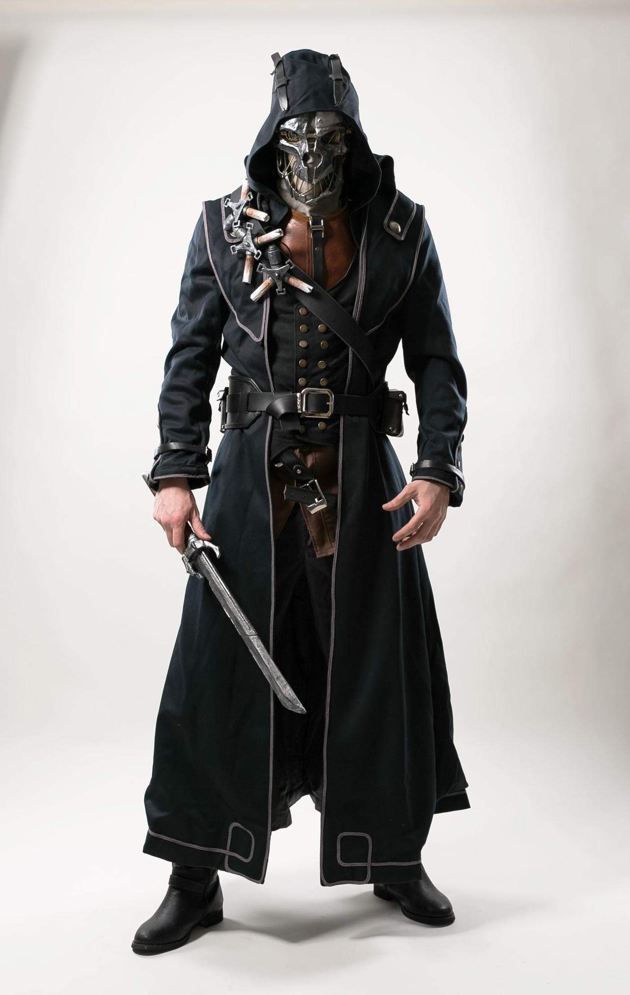 Corvo Attano, cosplay - Dishonored