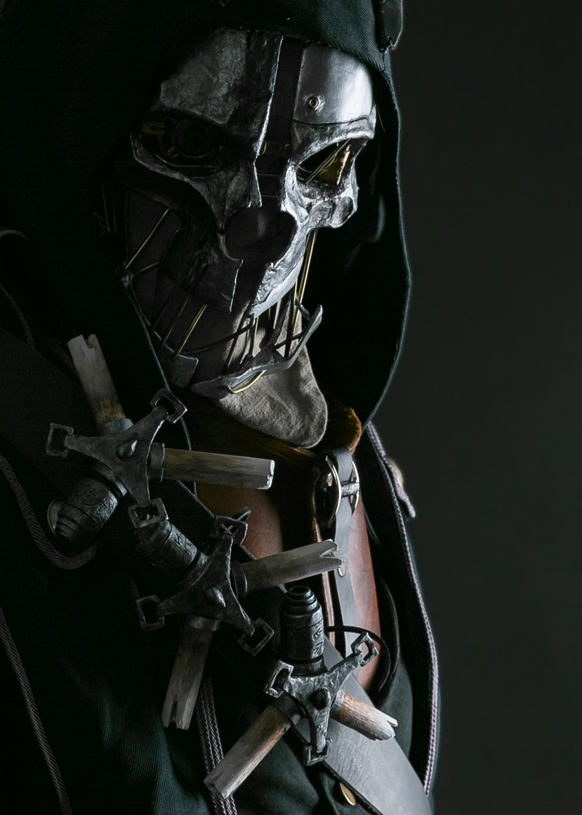 Dishonored, cosplay