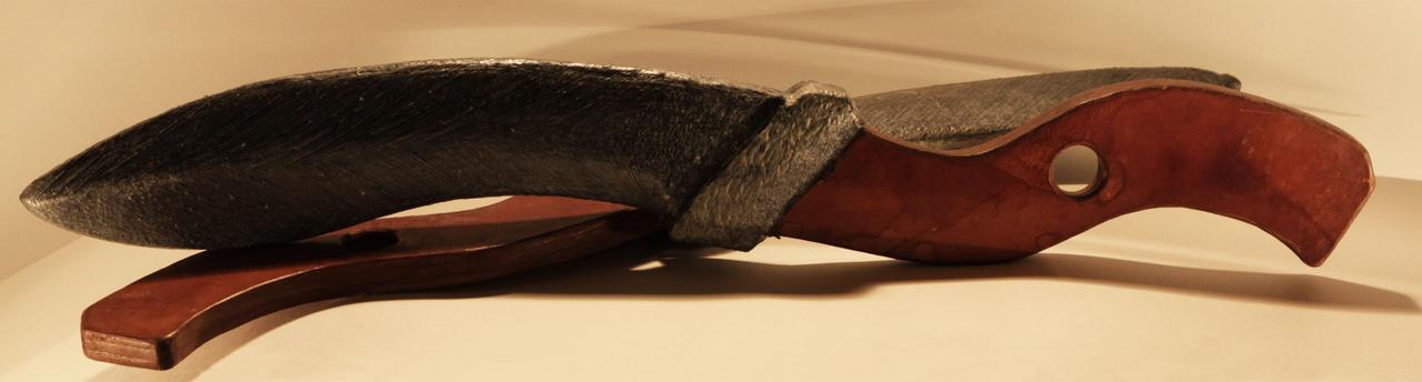 Knife Master's blades