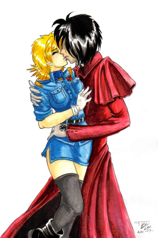 alucard and seras relationship goals