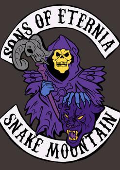 Sons of eternia -Snake Mountain