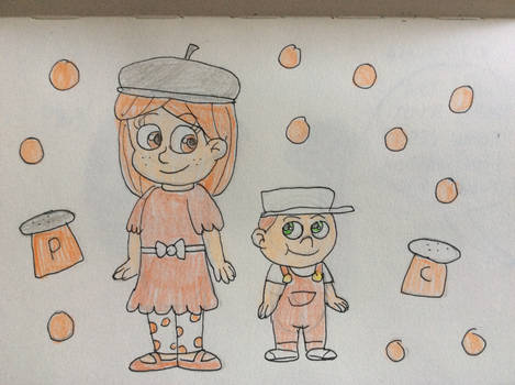 The return of the humanized spice siblings