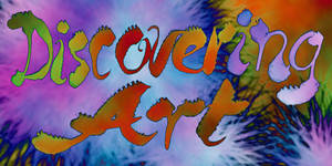 Discovering Art logo