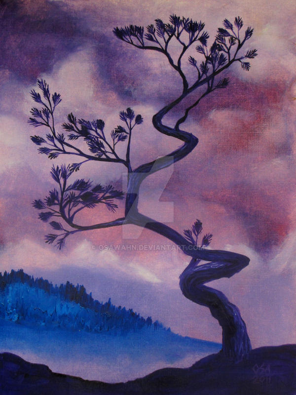 Natural Bonsai by OsaWahn