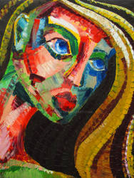 Expressionistic Face