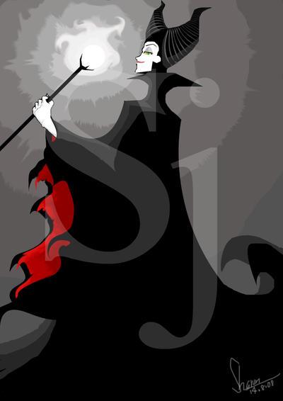 Maleficent by irnmaiden07