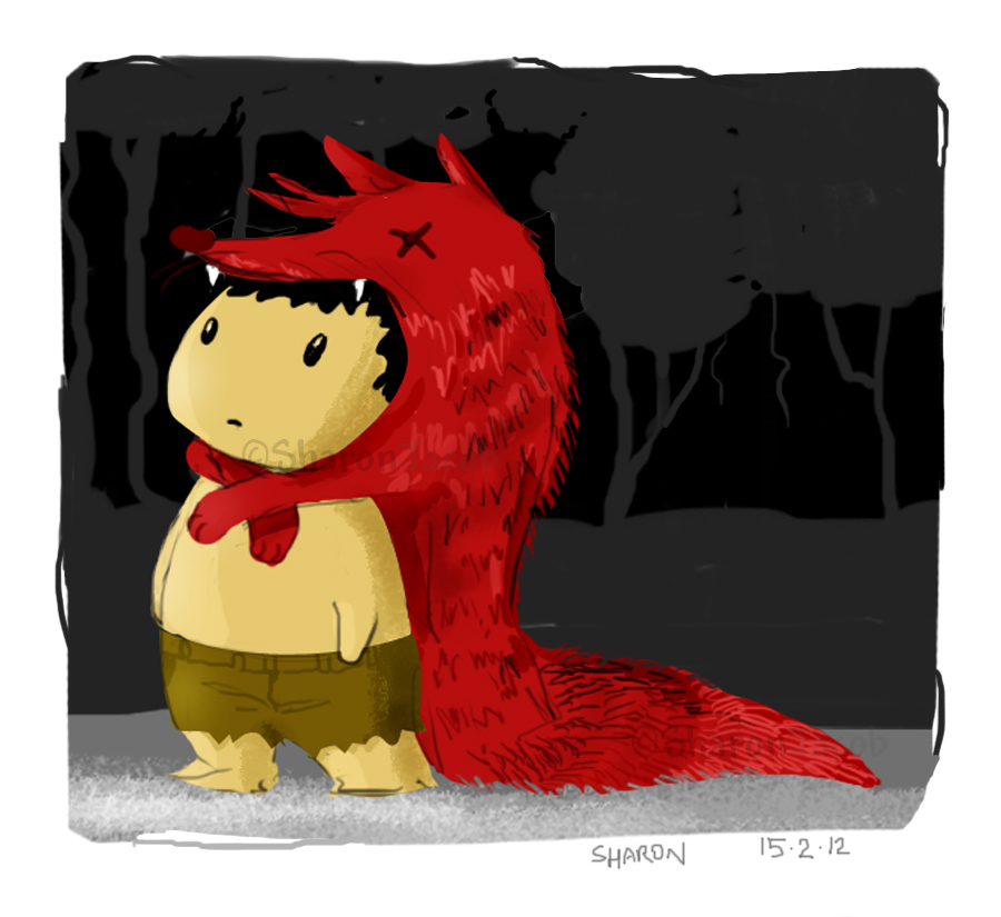 Fox Kid by irnmaiden07