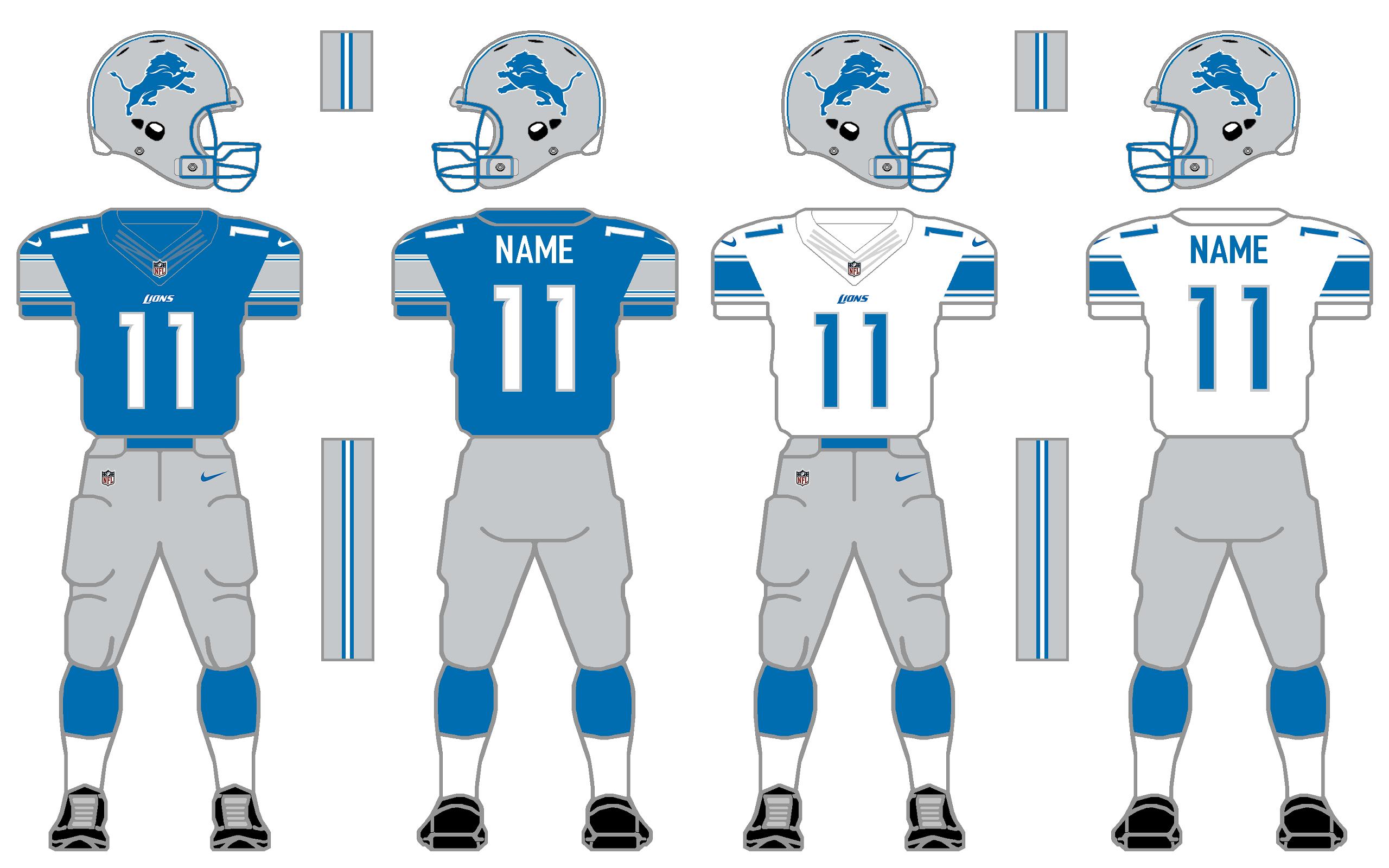 Nike football uniforms 2018