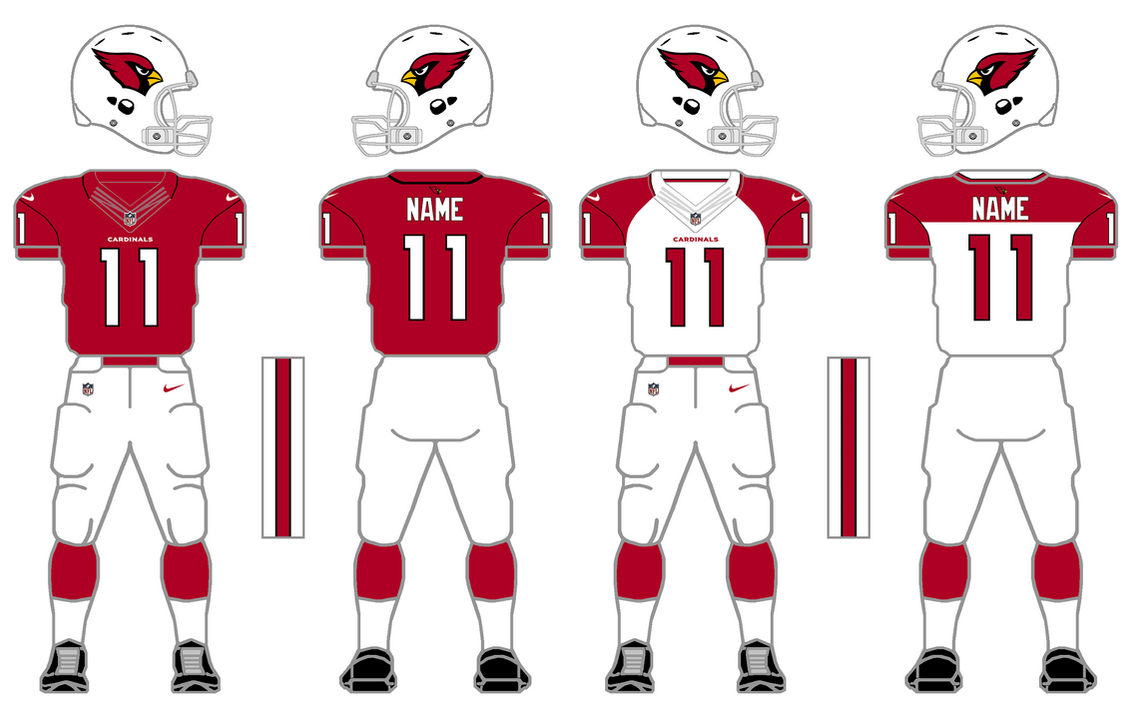 Nike Elite 51 Cardinals Uniform Tweak by SimplyMoono on DeviantArt