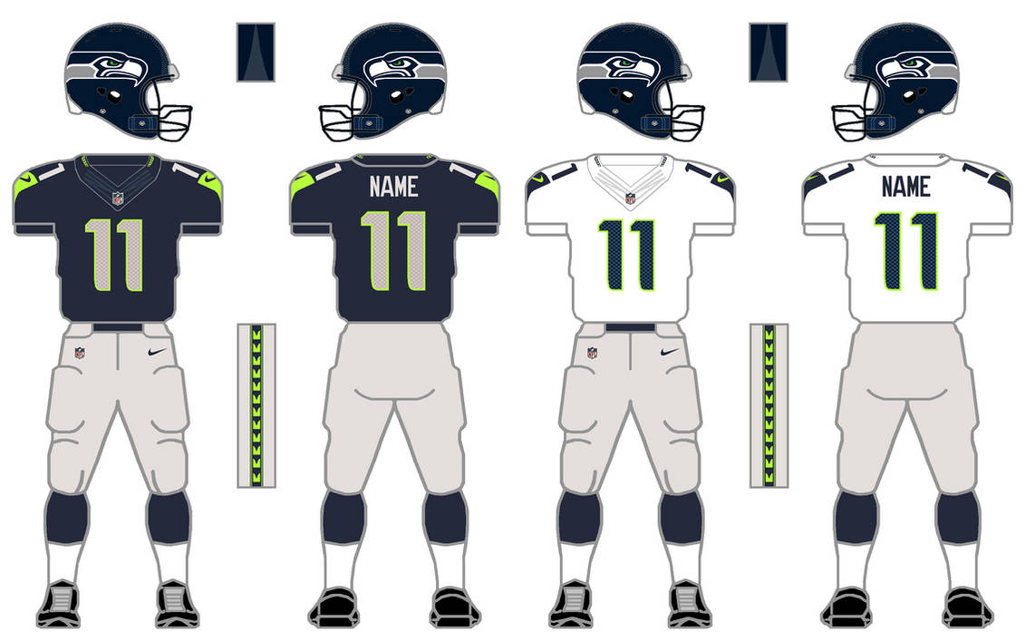 fd604280f Nike Elite 51 Seahawks Uniform Tweak by SimplyMoono on DeviantArt