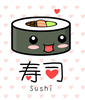 Sushi by Lulu4Luck