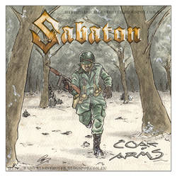 Sabaton Coat of Arms Cover