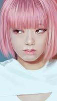 Jisoo BLACKPINK Portrait study with video