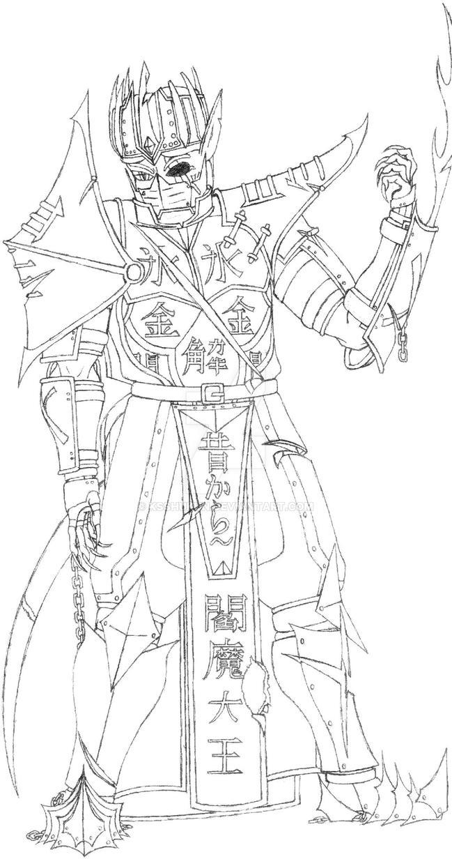 Damon Ink Edit by ksshukun