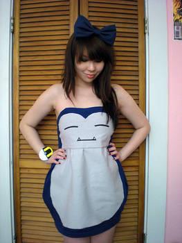Snorlax dress