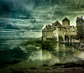 Le Prisonnier de Chillon by C-Dwimm