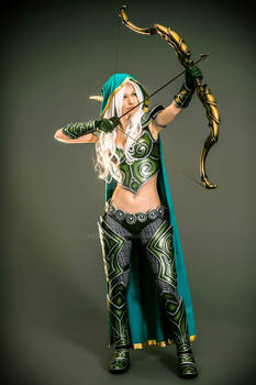 Vereesa Windrunner - Warcraft